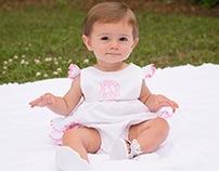 Sarant Baby Baptisim Invitation - Special Occasion