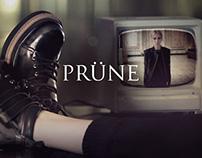 PRÜNE | Branding - Editorial