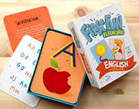 Flash Cards - English Alphabet