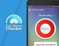 Medidor de Estrés app