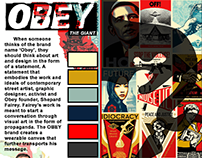 Industry Project- OBEY