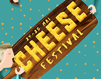 Mathallen - Cheese Festival