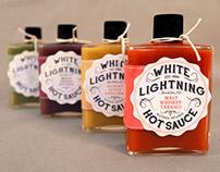 White Lightning Hot Sauce