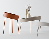 """""""Coin"""" tables project"""