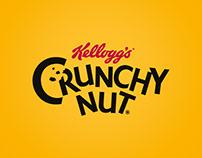 Kellogg's Crunchy Nut Student Activation
