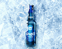 Skoll Tuborg website redesign