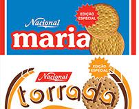 Nacional Vintage Crackers