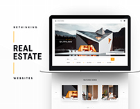 Rethinking Real Estate Websites