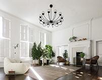 Apartment no. 2 | Interior Visualization