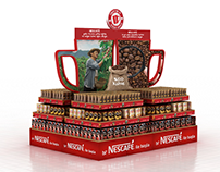 NESCAFE Stand Design