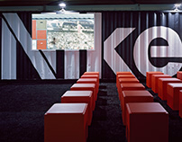 Nike 100+8, Tokyo: Exhibition