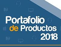 Portafolio digital de productos 2018 PyM Mayorista