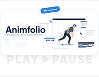 Squareboat - Animation/Interaction Portfolio