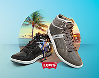 Levi's - Chillin' on the Bay