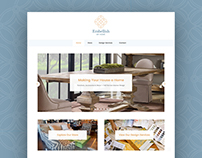 Embellish My Home | Website & Branding