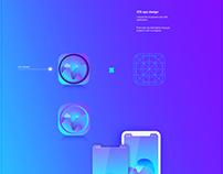 iOS app prototype