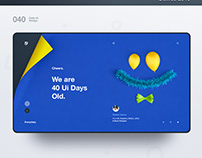Si™ Daily Ui Design | Week 006 Collection