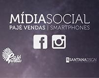 PAJÉ VENDAS [MÍDIA SOCIAL] Facebook & Instagram