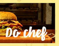 Churrasquinho do Chef | Hamburguinho do Chef