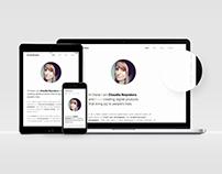 Mangamaui.com 2017 - personal website / portfolio
