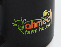 Logo Made for Ahmed Farm House