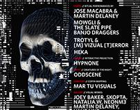 LondonIsDead - event poster