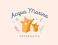 AcquaMarina ~ Diseño de Identidad