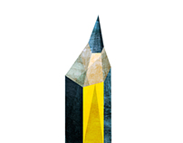 A pencil (2014)