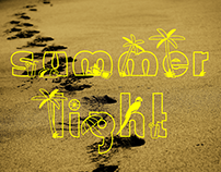 typography_Summer Brazil Noir