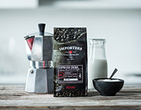 Importers Artisan Coffee Packaging