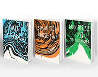 Kurt Vonnegut Book Covers