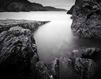 St. Abbs - an abstract view