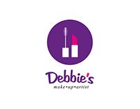 Marca Debbie's Makeup