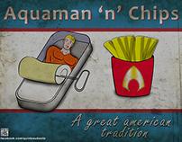 Aquaman 'n' Chips