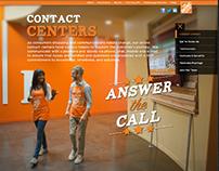 home depot contact center