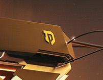 Don Porfirio: 3D Animation Training Camp 2017