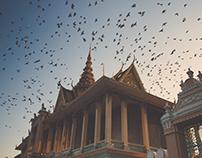 Royal Palace , Phnom Penh , Cambodia