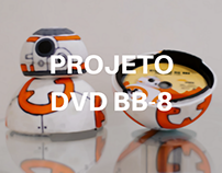Projeto DVD coletânea BB-8