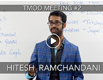 Video about Famous Public Speaker - Hitesh Ramchandani