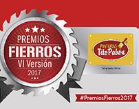 Premios Fierros