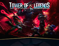 Mothly Event : Tower of Legends
