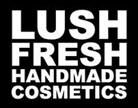 Criação de quiosque | Lush Fresh Handmade Cosmetics US