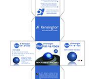 Kensington Trackball Design