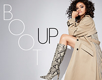 Boot Up, Bloomingdale's Fall Knee-High Trend