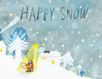 Happy Snow