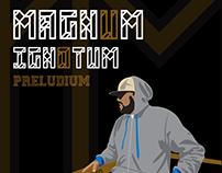 Magnum Ignotum Preludium DGE #cd cover