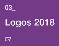 Logos 2018 | Logofolio | Logotypes and Marks
