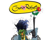 gun or roses
