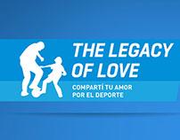 Ojo de Iberoamérica - The Legacy of Love