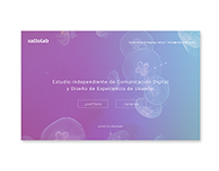 Saltolab | Digital Experience Thinkers. Web Design.